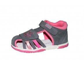 PROTETIKA dívčí sandály SANDRA grey