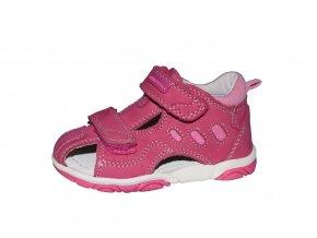 PROTETIKA dívčí sandály BETY fuxia