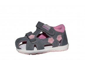 PROTETIKA dívčí sandály VIOLET grey