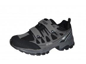 BUGGA chlapecká treková obuv B00119-09