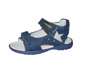 D.D. step chlapecké sandály AC290-655M
