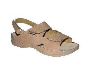 Medistyle dámské zdravotní sandály LUCY 5L-E22/H