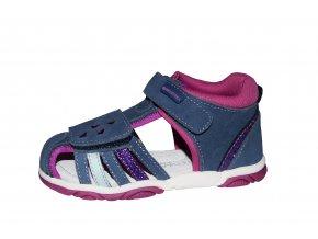 PROTETIKA dívčí sandály SANDRA navy