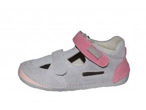 PROTETIKA dívčí sandály FLIP grey