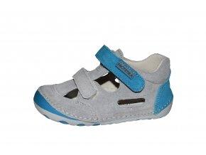 PROTETIKA chlapecké sandály FLIP tyrkys
