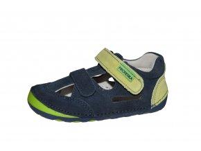 PROTETIKA chlapecké sandály FLIP denim