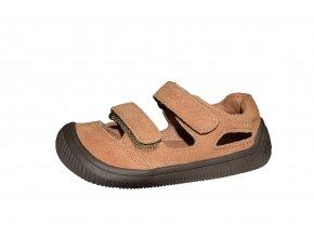 PROTETIKA chlapecká obuv BERG brown