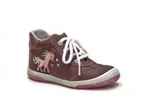 Jonap dětská obuv 011/M s koníčkem