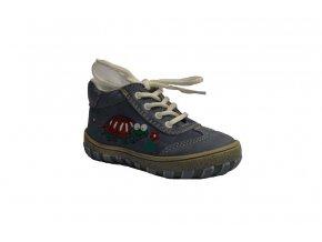 Jonap 011/M želva dětská kožená obuv