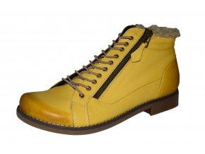 Iberius Mago dámská zimní obuv 051 0509