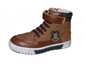 AMERICAN CLUB chlapecká zimní obuv GC 32/20