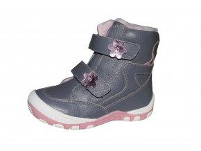 PROTETIKA dívčí zimní obuv MIRA grey