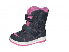 PROTETIKA dívčí zimní obuv FARI denim