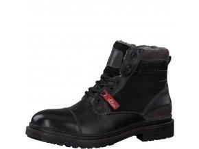 s. Oliver pánská zimní obuv 5-16210-25