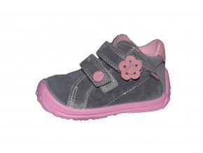 Protetika dívčí obuv LENA grey
