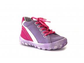 Jonap dětská obuv  012/N s proužkem