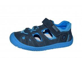 Protetika chlapecké sandály BARD navy