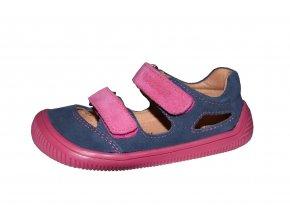 Protetika dívčí sandály BERG blue