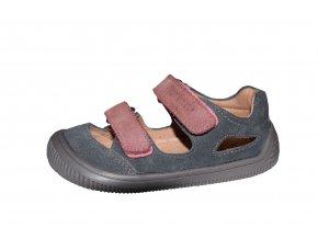 Protetika dětské sandály BERG grigio