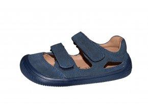 Protetika dětské sandály BERG marine