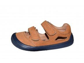Protetika dětské sandály BERG beige