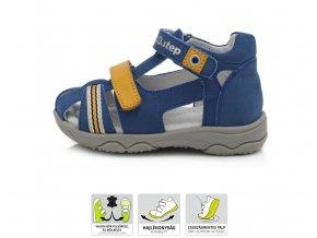 AC64 826A modrá