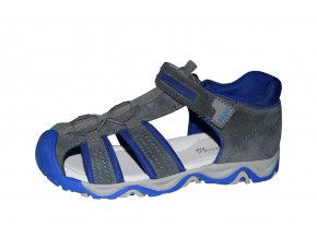 Protetika chlapecké sandály RALF grey