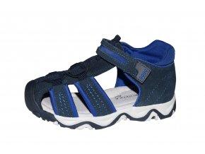 Protetika chlapecké sandály RALF blue