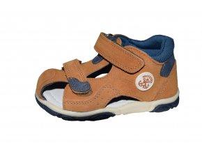 Protetika chlapecké sandály MONTY beige
