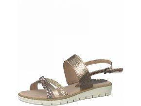 Marco Tozzi dámské sandály 2-28625-26