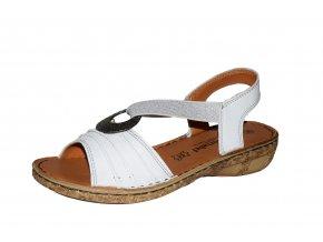Comfortabel dámské sandály 710034-03