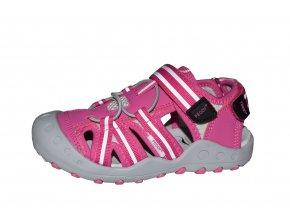 Peddy dívčí sandály P6-512-25-01