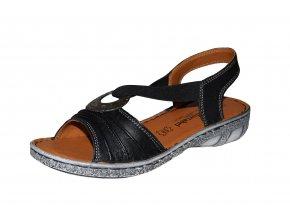 Comfortabel dámské sandály 710034-01