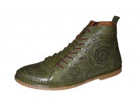 Manitu dámská kotníková obuv 990039-07