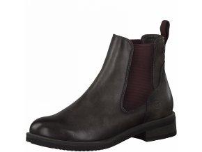 Tamaris dámská kotníková obuv 1-25312-27