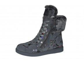 PROTETIKA dívčí zimní obuv KAJA grey