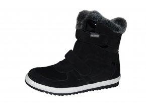 PROTETIKA dívčí zimní obuv MELANY black