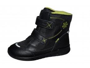 PROTETIKA chlapecká zimní obuv ASTON black