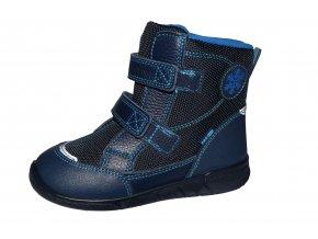 PROTETIKA chlapecká zimní obuv ASTON navy
