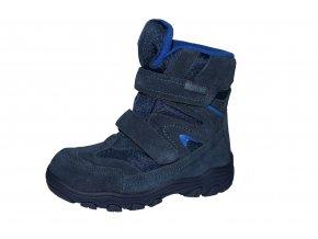 PROTETIKA chlapecká zimní obuv GARNET denim