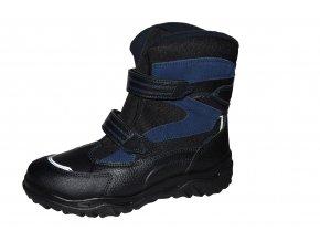 PROTETIKA chlapecká zimní obuv MARON navy