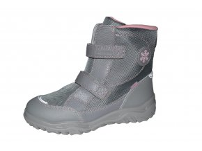 PROTETIKA dívčí zimní obuv LAURA grey