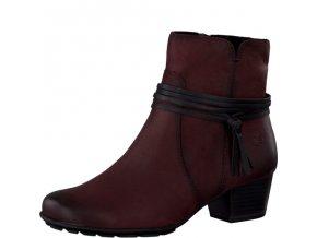 Marco Tozzi kotníková obuv 2-25390-27