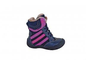 Protetika dětská obuv Alex navy