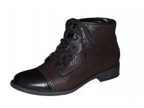 Korda kotníková obuv 1639