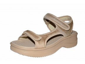 Azaleia dámské sandály 323/ béžová