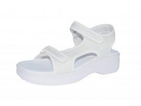 Azaleia dámské sandály 323/ bílá