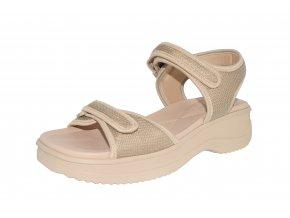 Azaleia dámské sandály 321/béžová