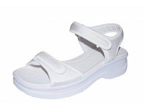 Azaleia dámské sandály 321 /bílá