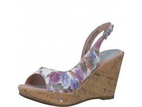 Marco Tozzi dámská letní obuv 2-29606-28